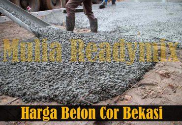 Harga Beton Cor Bekasi