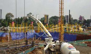 Sewa Pompa Beton Jawa Barat