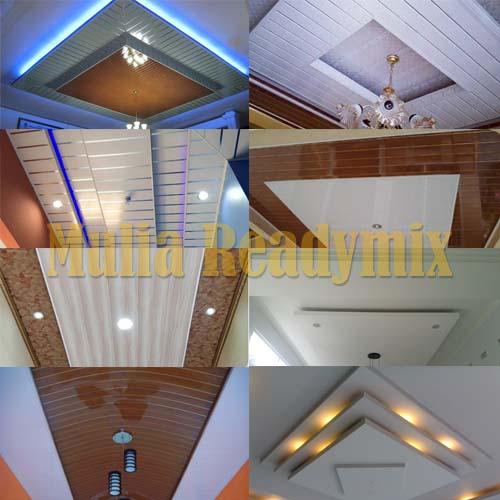 Harga Pasang Plafon PVC Per Meter