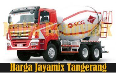 Harga Jayamix Tangerang